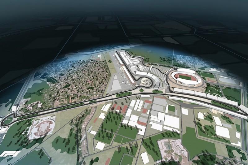 F1 to trial overtaking ideas with Vietnam GP's Hanoi circuit design