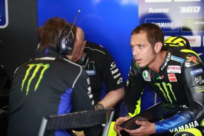 Yamaha sure of no dispute over timing of Rossi's MotoGP retirement