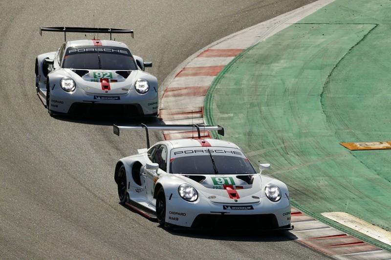 Porsche: New WEC GTE car won't have Aston, BMW repeat BoP problems