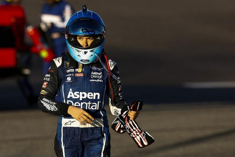 Danica Patrick leaves 'huge hole' in NASCAR Cup - Kevin Harvick