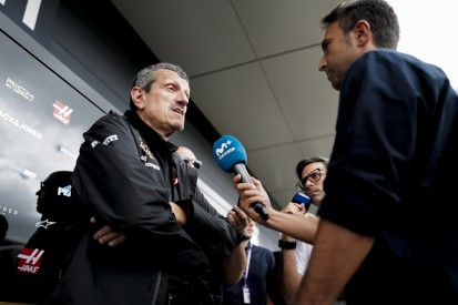 "Steiner ""still not over"" Haas F1 duo's Silverstone clash"