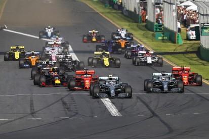 Australian Grand Prix revives Formula 1 track change possibility