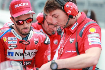 Andrea Dovizioso: MotoGP rivals outdeveloped Ducati in 2019 season