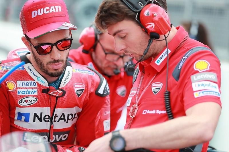 Andrea Dovizioso: MotoGP rivals outdeveloped Ducati in 2019 season