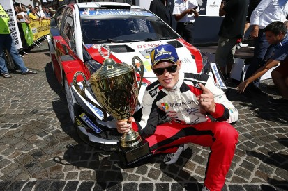 Video: Will any rival WRC team prise Ott Tanak away from Toyota?