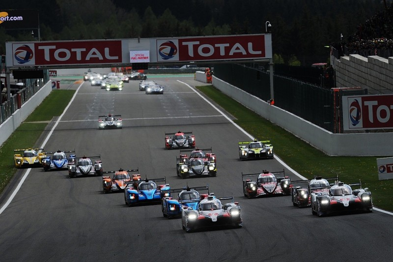 WEC set to run Spa a week early to avoid Formula E clash in 2020