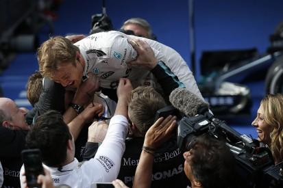 Nico Rosberg wins again in wild Chinese Grand Prix
