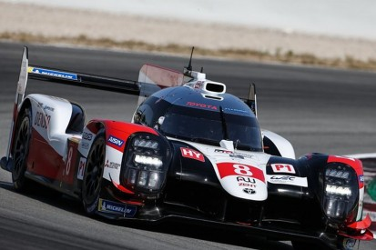 Toyota tops first pre-season WEC test, privateers close in late on