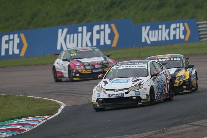 Neal wants rules to encourage new BTCC cars, restrict older models