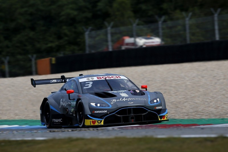 "Aston Assen double score first ""genuine result"" for Aston Martin team"