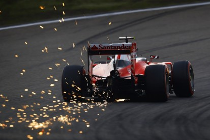 Ferrari's Raikkonen and Vettel admit mistakes cost them China pole