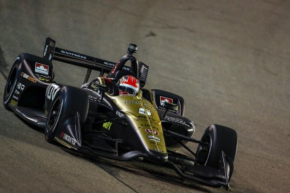 """Hinchcliffe """"shocked"""" about IndyCar run without podium before Iowa"""