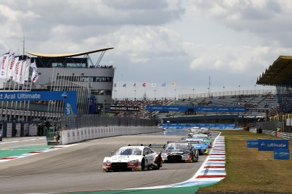 Berger says DTM has long-term future at Assen, rejoins Zolder in 2020