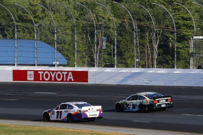 """Hamlin wouldn't """"completely screw"""" Harvick for NASCAR win"""
