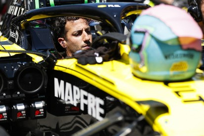 Renault F1's Ricciardo subject to £10m legal claim from ex-advisor
