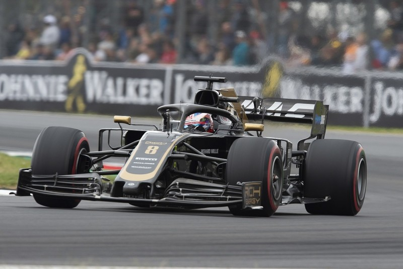 Haas F1 commits to split-spec trial with new parts for German GP