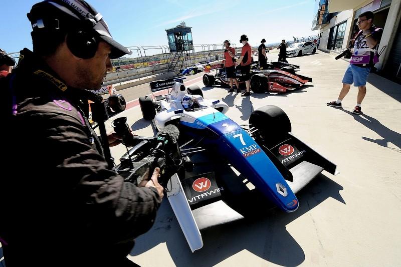 Formula V8 3.5's new era starts with Arden's Egor Orudzhev on pole