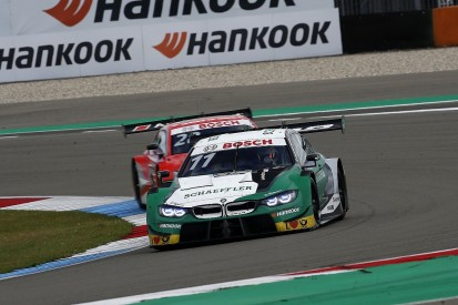 BMW admits worries over Wittmann's Assen DTM charge from 18th to second
