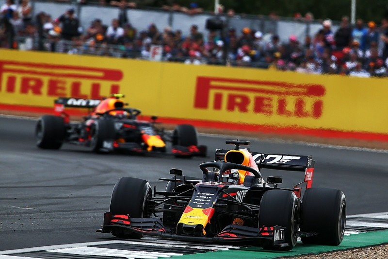 """Red Bull has extra """"confidence"""" for German GP based on Silverstone form"""