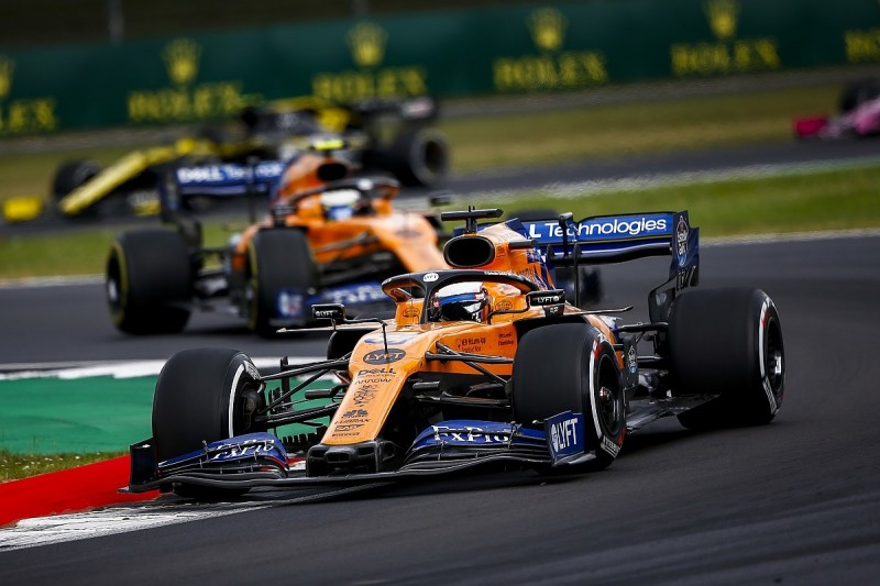McLaren Formula 1 slow speed corner gains a 'high priority' - Seidl