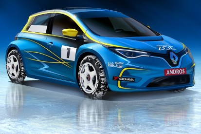Renault backs new electric car in Andros Trophy for 2019/20