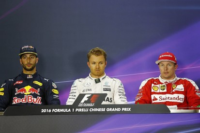 Chinese GP F1 qualifying FIA press conference transcript