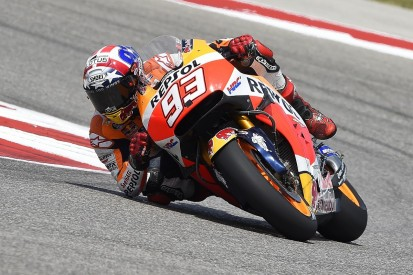 Marc Marquez tried different riding style for Michelin MotoGP tyres