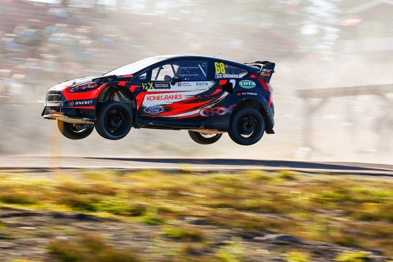 Marcus Gronholm in talks with Hyundai for World Rallycross