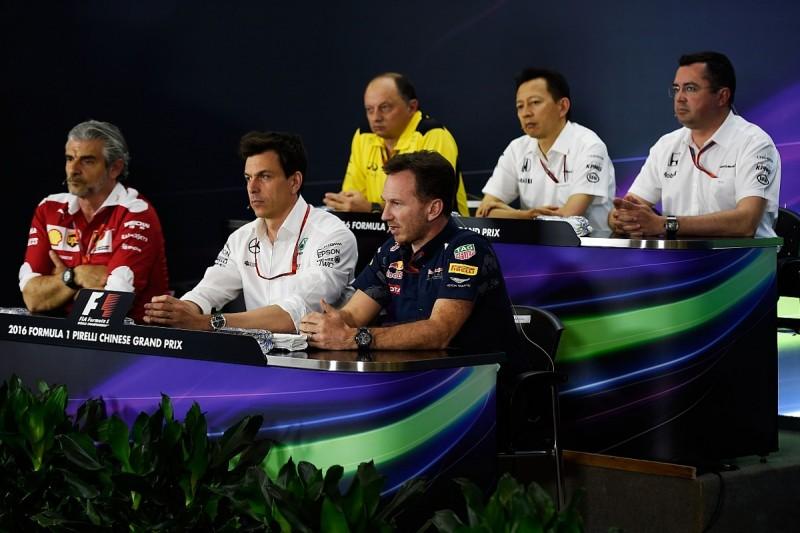 Chinese Grand Prix Friday FIA Formula 1 press conference