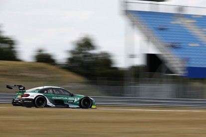 BMW's Marco Wittmann claims race one DTM pole at Assen