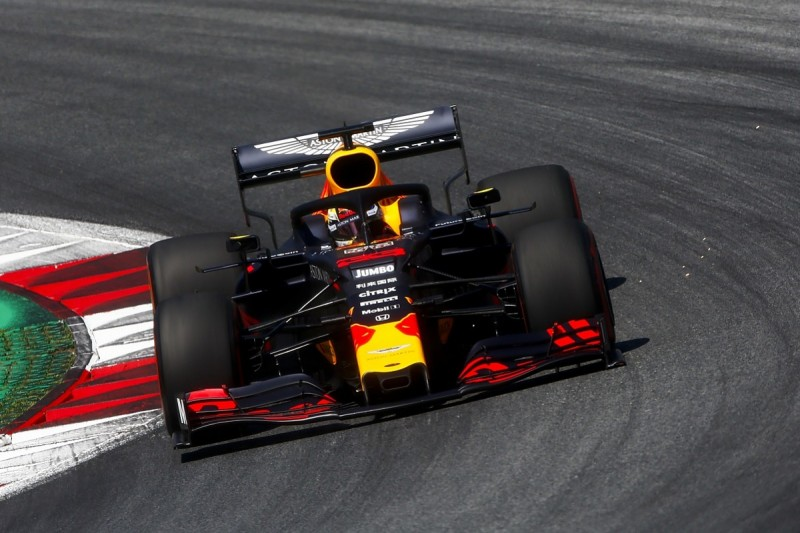 Aston 'stands ready' for Formula 1 but hopes Honda stays