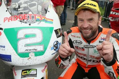 Isle of Man TT race winner Anstey to make return at 2019 Classic TT