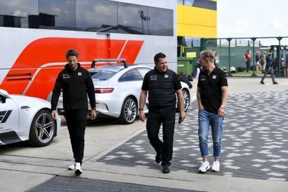 "Haas seeking a ""solution"" to stop Formula 1 drivers clashing"