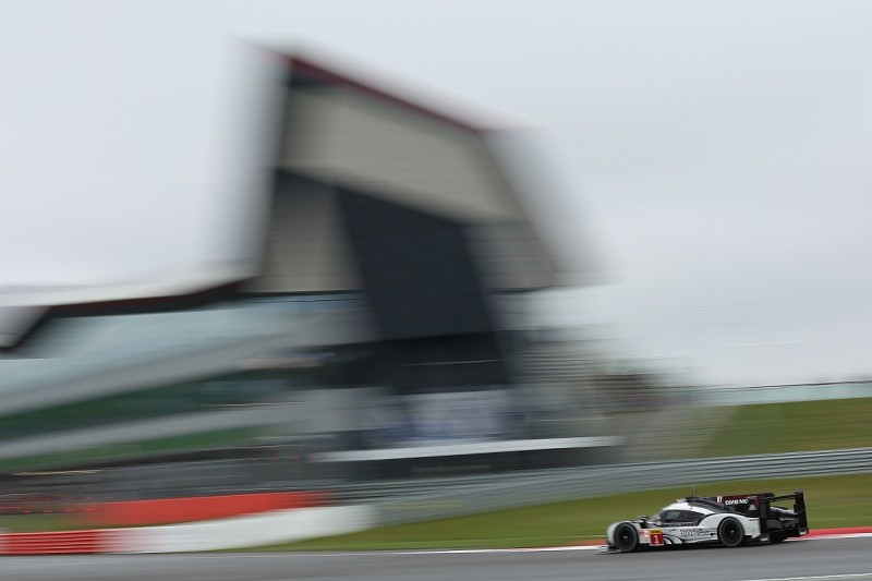 Porsche ends Silverstone WEC Friday practice on top with Hartley