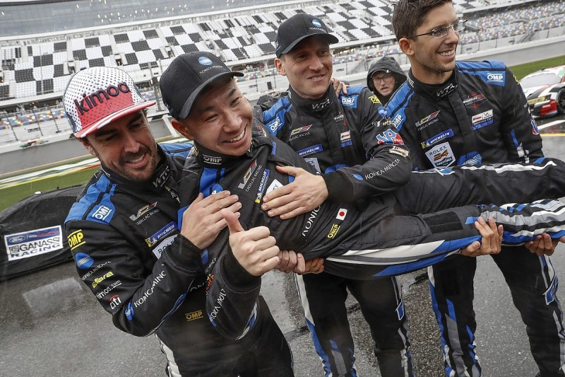 Toyota's Kobayashi to defend Daytona 24 Hours title with WTR in 2020