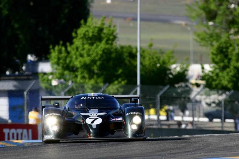Bentley Speed 8 to make UK racing debut at Silverstone Classic