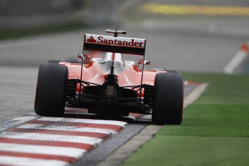 Ferrari only strong on super-soft in practice, Raikkonen says