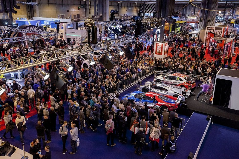 Autosport International - the 10 best on-stage moments
