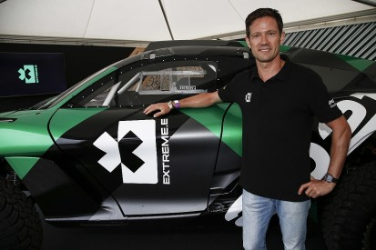 Six-time WRC champion Ogier to test Extreme E car in advisory role