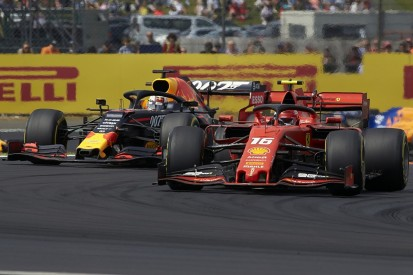 """Red Bull F1 form a """"further boost"""" for Ferrari to improve - Binotto"""