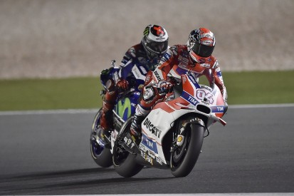 Andrea Dovizioso stakes claim for new Ducati MotoGP deal for 2017