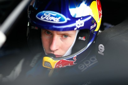 M-Sport Ford's Elfyn Evans to miss WRC Rally Finland with back injury