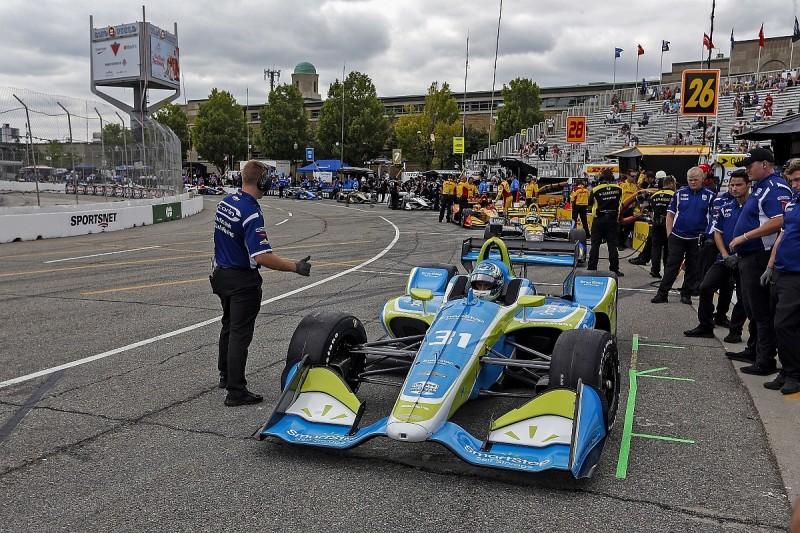 Sage Karam and Conor Daly return to Carlin for IndyCar Iowa