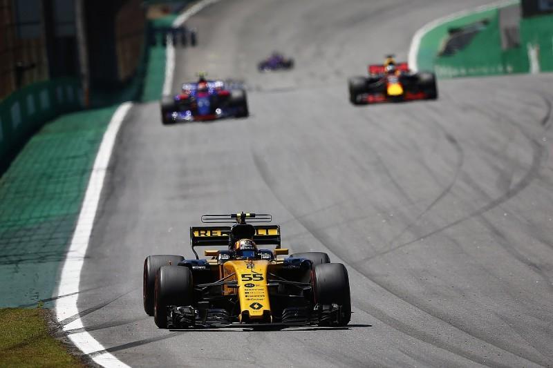Renault: Sacrificing pace in Formula 1 grands prix feels 'bitter'