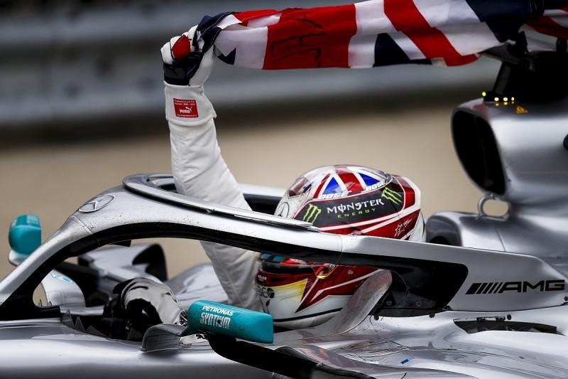 "Hamilton British GP fastest lap ""made data look silly"" - Wolff"