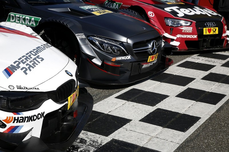 DTM details new performance-weight system for 2016 season