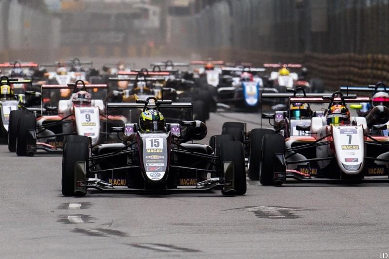 Macau Grand Prix crash prompts full course yellow rethink calls