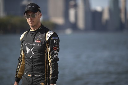 Lotterer leaves DS Techeetah Formula E squad