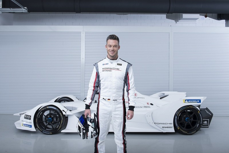 Lotterer joins Porsche for its first Formula E season in 2019/20