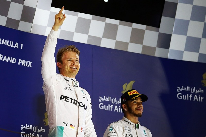 Chinese GP penalty gives Rosberg an easy weekend - Hamilton